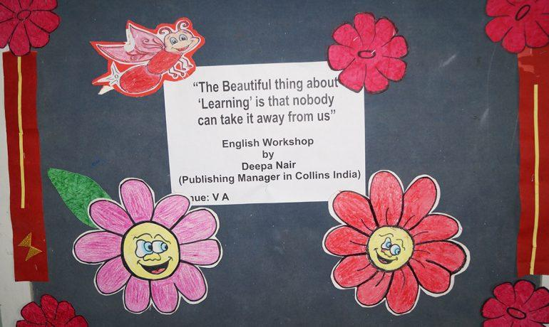 English Workshop - Collins India