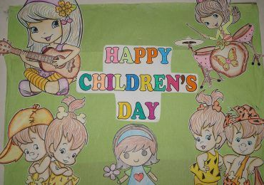 Grade 1 & 2 Childrens Day