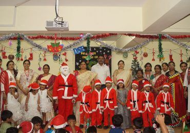 Christmas Celebrations@Pre Primary