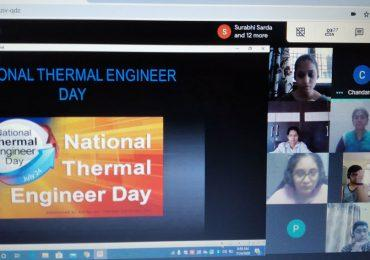 National Thermal Engineering Day