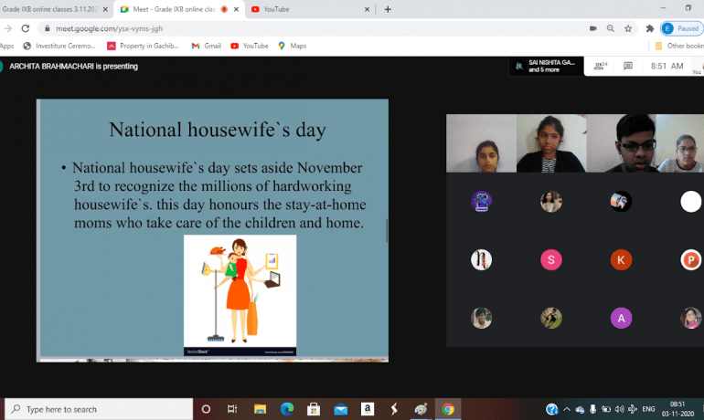 National Housewife's Day-9B