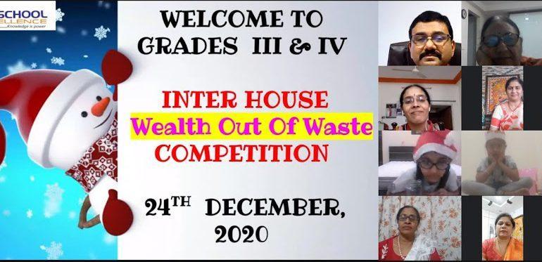 Wealth Out of Waste-Grades 3 & 4